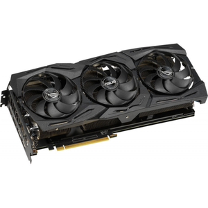 ASUS ROG Strix GeForce GTX 1660 Ti OC Edition Graphics Card