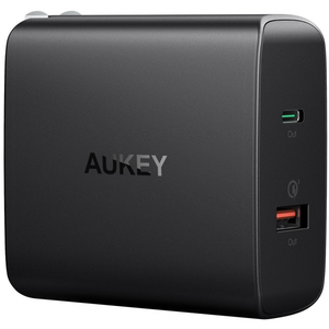Aukey USB C Charger with 30W & 18W Quick Charge 3.0