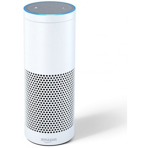 Amazon Echo Plus with Built-in Hub – White