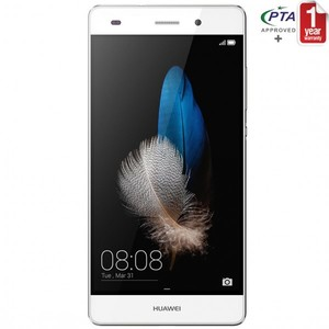 Huawei P8 Lite White - 13MP 4G