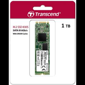 Transcend 1TB M.2 SATA Internal SATA III MTS830 SSD
