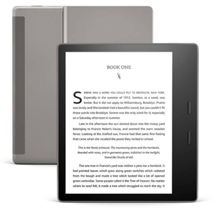 Amazon Kindle Oasis 32GB Graphite - Now with adjustable warm light - Includes special offers