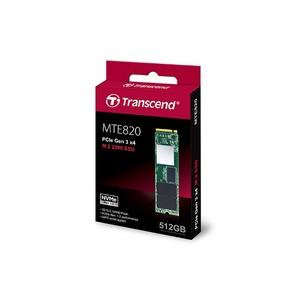 Transcend 128GB MTE820 PCIe M.2 Internal SSD TS128GMTE820