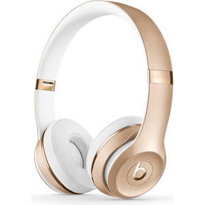 Beats Solo 3 Wireless Headphones - Gold