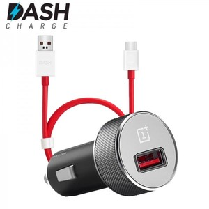 Oneplus Dash Car Charger with 1 Dash Type C Charging Cable