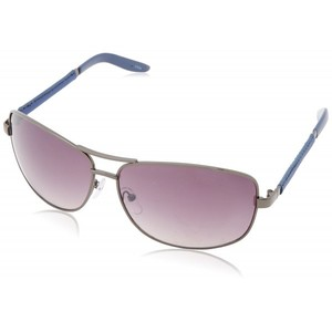 Dickies Mens 40053 Aviator Sunglasses
