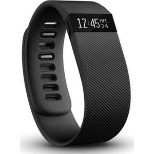 Fitbit Charge Wireless Activity Wristband Black