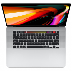 Apple MacBook Pro 2019 16 512GB 2.6GHz MVVL2 Silver with Touch Bar and Touch ID