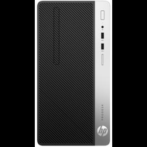 HP ProDesk 400 G5 Microtower Desktop Computer (4FZ42AV-Ci3-1Y)