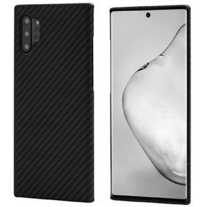 PITAKA Samsung Galaxy Note 10 Plus Aramid MagEZ Case Black / Grey Twill