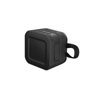 SkullCandy Barricade Mini Bluetooth Wireless Portable Speaker - Black/Translucent