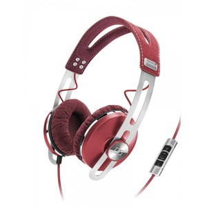 Sennheiser Momentum On-Ear Headphone (Red)
