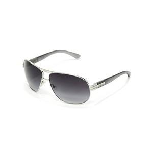 Guess Mens Logo Aviator Sunglasses
