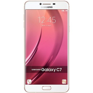 Samsung Galaxy C7 - CMOS 16.0 Megapixel - 64GB Rom + 4GB RAM - Fingerprint Sensor -