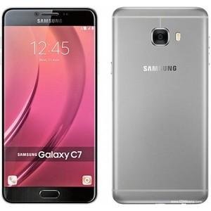 Samsung Galaxy C7 32GB Rom + 4GB RAM - Fingerprint Sensor Silver