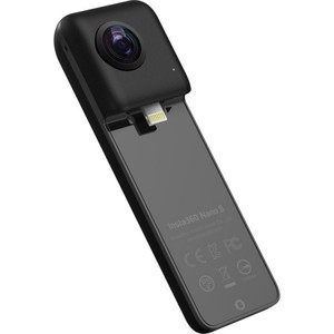 Insta360 Nano S - Turn Your iPhone into 4K Ultra-HD 360° Camera