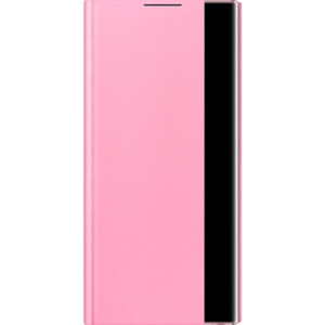 Samsung Galaxy Note 10 Clear View Cover Pink