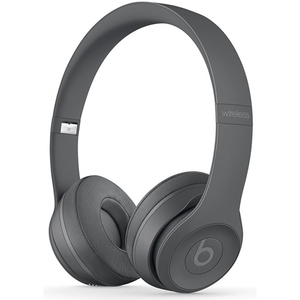 Beats Solo 3 Wireless Headphones - Asphalt Gray