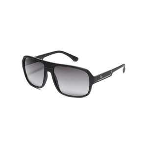 Guess Mens Matte Navigator Square Sunglasses