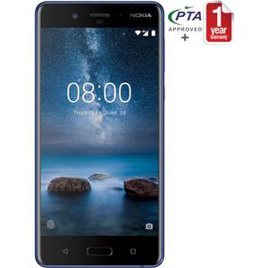 Nokia 8 - Fingerprint Sensor 4GB Ram 64GB Rom