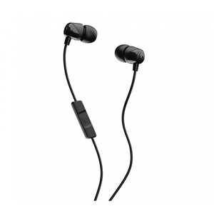 Skullcandy JIB In-Ear Ear Buds with Mic - Black/Black