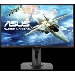 Asus VG258QR Gaming Monitor - 24.5 Full HD  0.5ms*  165Hz  G-SYNC Compatible  Adaptive Sync