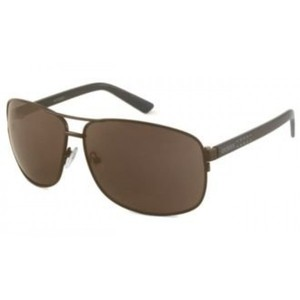 Guess Mens GU6325 GU/6325 BRN-1 Brown Square Sunglasses