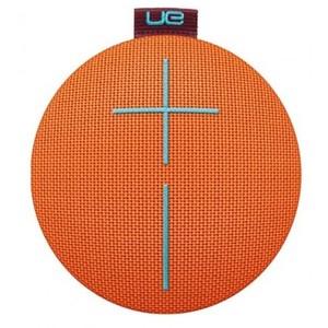 Logitech Ultimate Ears ROLL 2 Small Wireless Speaker Waterproof Orange