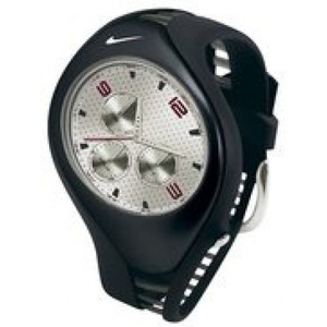 Nike Triax Swift 3i Analog Watch Black/White