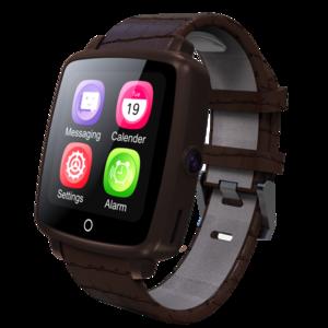 Getiit Mate Plus Smart Watch ( Brown)