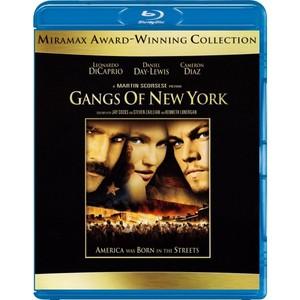 Gangs of New York Blu-ray Movie