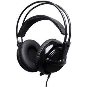 SteelSeries Siberia V2 USB Full Sized Headset (With 7.1 USB Soundcard)