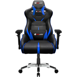 Warlord Templar Gaming Chair - Black/Blue (HGT-WRD-GCH-008)