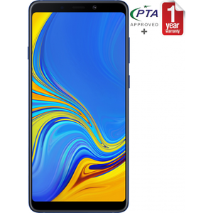 Samsung Galaxy A9 (2018) Lemonade Blue
