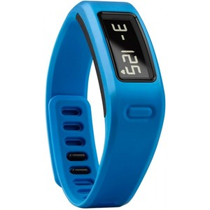 Garmin Vivofit Fitness Band with Heart Rate Monitor Blue