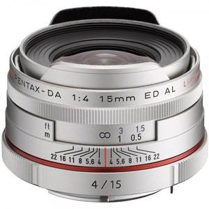 Pentax DA 15mm f/4 ED AL Limited Lens
