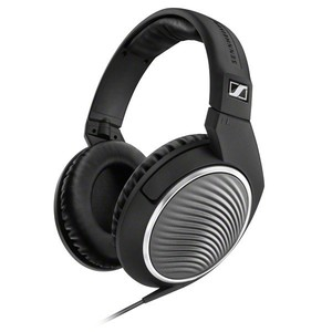 Sennheiser HD 471G Around Ear Headphones with Inline mic
