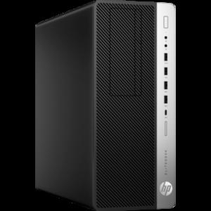 HP EliteDesk 800 G4 Mini Desktop Computer (4FW49AV) i7