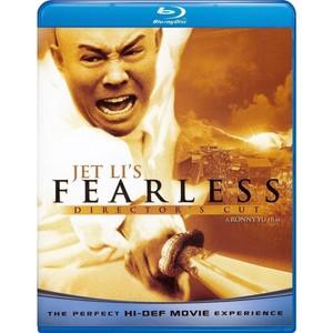 Fearless Blu-ray Movie