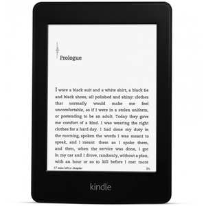 Amazon Kindle Paperwhite 6 with Built-in Light Free 3G + Wi-Fi (6th Generation)