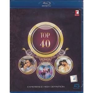 Top 40 YRF Hit Songs (Blu-ray Video Songs)
