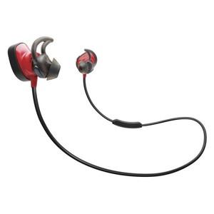Bose SoundSport Pulse Wireless In-Ear Headphones Red - 762518-0010