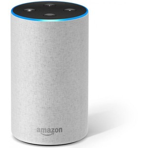 Amazon Echo 2nd Generation – Sandstone Fabric
