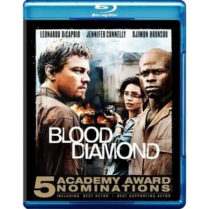 Blood Diamond Blu-ray Movie