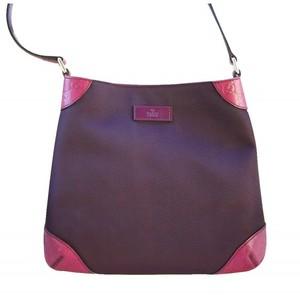 Gucci Purple Guccissima Leather Hobo Shoulder Bag