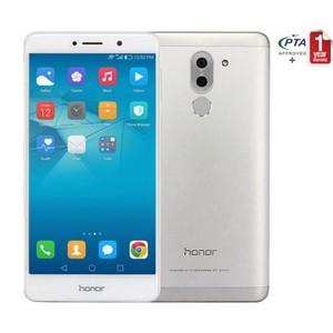 Huawei Honor 6X - 5.5inch+Fingerprint Scanner+Dual Lens 12MP+2MP+3GB Ram - Silver