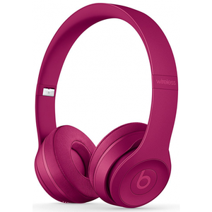 Beats Solo 3 Wireless Headphones - Brick Red