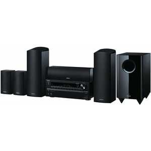 Onkyo HT-S7705 5.1.2 Channel Network A/V Receiver/Speaker Package