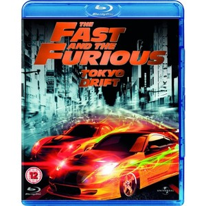 The Fast and the Furious: Tokyo Drift Blu-ray Movie