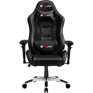Warlord Phantom Gaming Chair - Black (GAM-WRD-GCH-002)